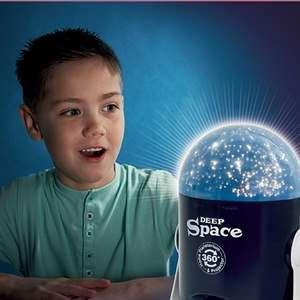 Deep Space Home Planetarium Star Projector