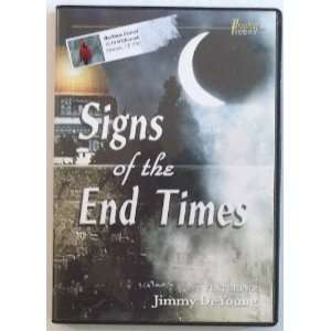 Signs of the End Times DVD Featuring Jimmy Deyoung