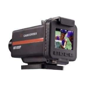 Waterproof HD 1080P High Res helmet camcorder 1.5 lcd: Car Electronics