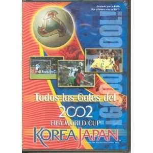 Todos Los Goles Del 2002   Fifa World Cup Korea Japan [Dvd