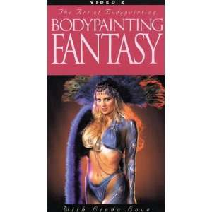 Body Painting Fantasy: Toys & Games