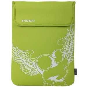 8   10.1 inch Green Angel Wings Heart Netbook Notebook