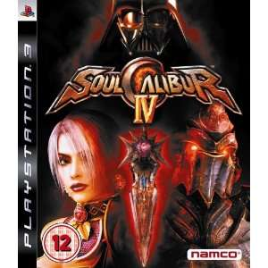 Soul Calibur IV Video Games