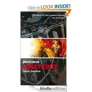 Judge Dredd #8 Whiteout James Swallow  Kindle Store
