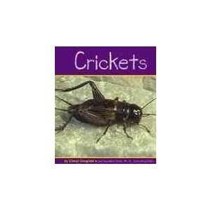 Crickets (Pebble Books) (9780736802376): Coughlan, Cheryl