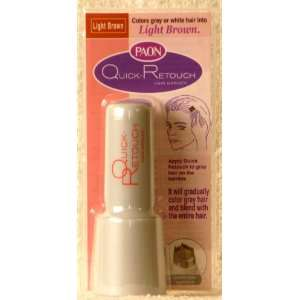 Paon Quick Reouch Hair Marker (Ligh Brown) Beauy