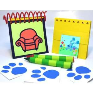 Handcrafted Blues Clues Handy Dandy Notebook (Steve