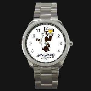 Hamms Beer Logo New Style Metal Watch Free Shipping
