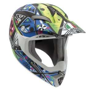 AGV MT X Helmet, Karma Evolution, Size: Md, Primary Color