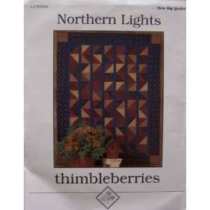 : Northern Lights [ Single pattern L J 92264 ] Quilt finished