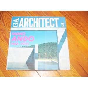 Vol. 2, 1988 1993 Tadao] [Ando, over 200 color & b/w illus Books