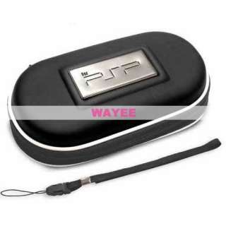 Hard Case Bag Game Pouch For Sony PSP 1000 Fat Series