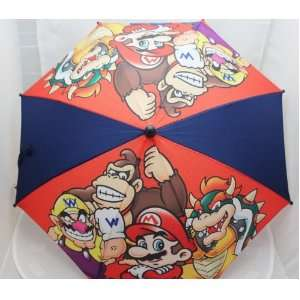 Nintendo Super Mario Brothers Umbrella Toys & Games