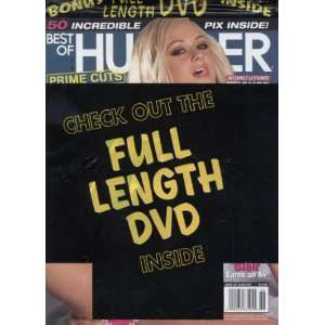 HUSTLER BEST OF 2010 PRIME CUTS ALEXIS TEXAS: HUSTLER: Books
