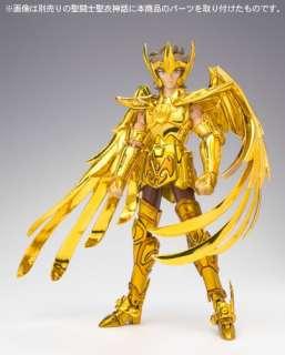 Saint Seiya Cloth Myth Gold Sagittarius Aiolos appendix