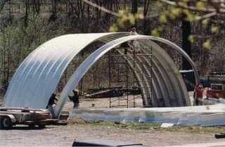Steel Quonset Farm Hay Grain Storage Metal Building