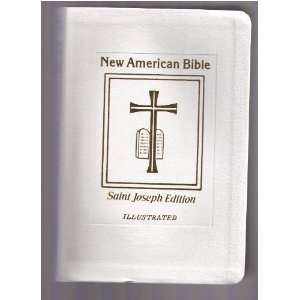 New American Bible, St. Joseph Medium Size Edition: Catholic Book