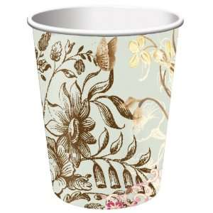 Party By Creative Converting Meadow Sweet Designer 9 oz. Paper Cups