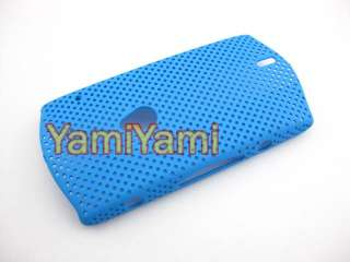 Plastic Skin Protector For Sony Ericsson Xperia Neo MT15i Hole Cover