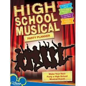 Disneys High School Musical Party Planner: Modern Publishing, Disney