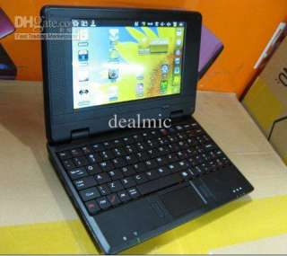 2011 NEW Android 2.2 7 inch Mini Laptop Netbook Notebook WIFI Android