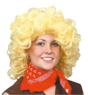 young Dolly Parton Wig, country style.