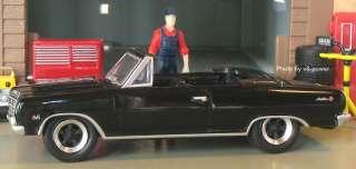 1965 CHEVY CHEVELLE MALIBU SS Z 16 CONV, Opening Hood, RRs, 164