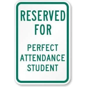 Hayes Perfect Attendance Certificates 30 Count Pack Blank