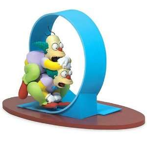 : Simpsons Series 2   Home & Krusty of Homie the Clown: Toys & Games