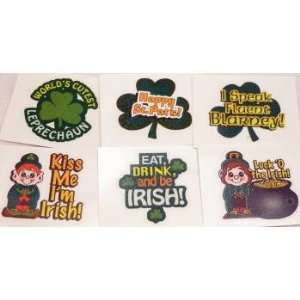 New   St. Patricks Day Tattoos Case Pack 144 by DDI
