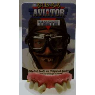 Billy Bob Aviator Cavity Teeth Toys & Games