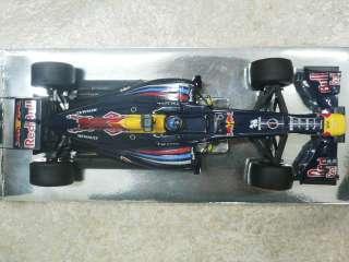 18 RTF 2011 F1 Red Bull Racing RB7 Vettel RC Car with radio