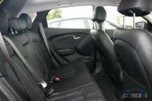 2011   2012 Jeep Grand Cherokee Laredo Leather Interior Black