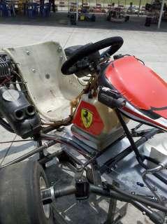 2011 Ferrari F1 F150 Sticker Decal Set Kart Birel CRG