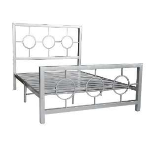 Home Source Industries 13161 Queen Metal Bed Frame with