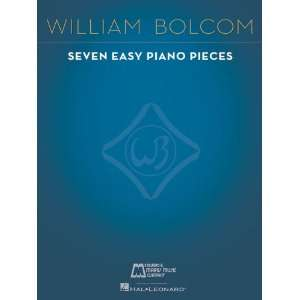 Easy Piano Pieces (E.B. Marks) (9781423424963) William Bolcom Books