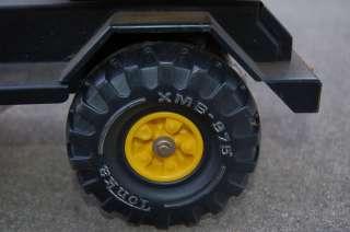 TONKA MIGHTY BACKHOE TRUCK TURBO DIESEL XMB 975