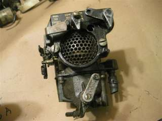 carburetor carb Johnson 35 hp outboard 40 33 28 ski rd evinrude
