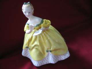 1965 ROYAL DOULTON H.N. 2315 FIGURINE THE LAST DANCE