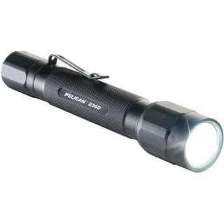 Pelican 2360 LED Tactical High Beam Flashlight   110 Lumens   Black