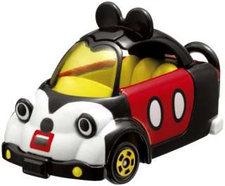 Disney Tap n Tap Cubic Mouth Mickey mouse Motor car