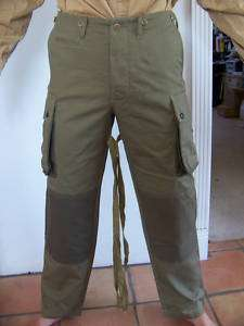 US WWII Paratrooper jump pants size 44