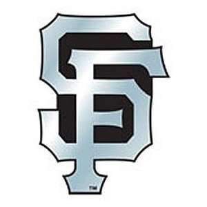 San Francisco Giants Silver Auto Emblem Best Gift Sports