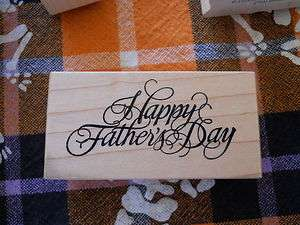 Saying Phrase Quote Verse Happy Fathers Day Fancy Script Write