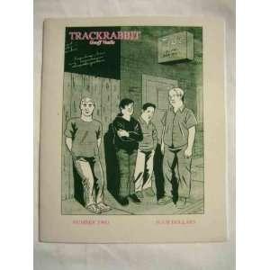 Trackrabbit #2 Geoff Vasile Books