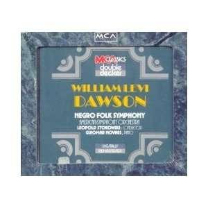William Levi Dawson, Johannes Brahms, Leopold Stokowski, Guiomar