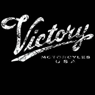 T136 Victory Motorcycles USA Choppers Bike T Shirt NEW