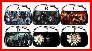 Slipknot Metal Rock Band Shoulder Clutch Bag #PICK1
