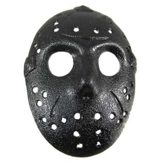3D Horror Movie Hockey Mask Belt Buckle Jason