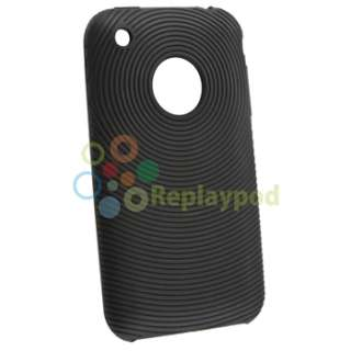 LEATHER CASE STYLUS FOR APPLE IPHONE 3G 3GS CASE CAR CHARGER